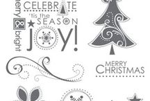 paper cards - christmas season of joy / by Susan Harwell Hendrick