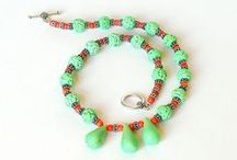 Fun in the Sun / Ready to head for some sunshine or just wish you could?  Jewelry and accessories with summery, tropical themes! / by Janet Story