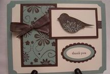 paper cards - birds & owls / by Susan Harwell Hendrick