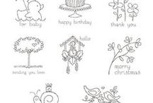 Paper cards - easy events / by Susan Harwell Hendrick