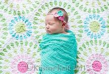 Newborn Picture Ideas / by Rachel Bubbly Nature Creations