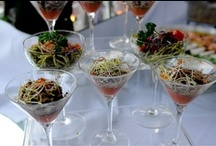 FOOD...APPETIZERS.. CATERING.. IDEAS  / by Pily Nolasco
