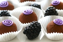 Candy/Truffles  / Venice is like eating an entire box of chocolate liqueurs in one go.  ~Truman Capote / by Christa Lubbe