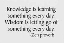 Inspiration.Wisdom.Advice / by Maci Hidalgo