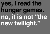 My slight obsession with the hunger games. / by Alyssa Henry