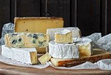 Cheese / by Christa Lubbe