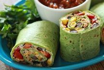 Rolls, Wraps, Tacos & Tortillas Recipes / by Christa Lubbe