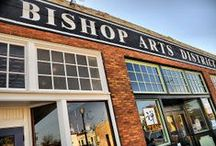 Dallas Tx | Bishop Arts District / Dallas Texas Bishop Arts District is a place to come have plenty of Food, Fun, Dancing and anything else that describes your personality  / by Real Living Real Estate Group
