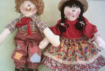 Handcrafted - Brazilian Dolls & Animals / Handcrafted stuffed toys made in Brazil that I really like! Sometimes to play, but sometimes to collect, to decorate, to give, to save as a piece of art! Love them!!! / by Paula Navarro