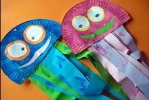 Crafting with Kids / by Monster TRAX