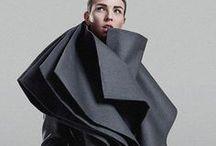 sculptural architectural fuck yeah Fashion / by Haute Chupacabra