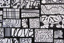 Magic Muse */ Zentagles & Doodling / by RDDZS