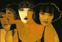 Art / Art abstracts / by Rosa I. Medina