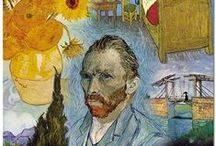 Vincent Van Gogh / his artwork and other things / by Anne Zemelis Heddle