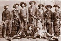 The Old West / vintage / by Anne Zemelis Heddle