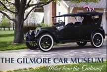 Museum Store - Shop 'til you Drop! / by Gilmore Car Museum - America's Signature Collection