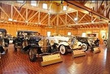 The Gilmore Collection / by Gilmore Car Museum - America's Signature Collection