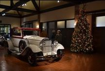Holidays at GCM! / by Gilmore Car Museum - America's Signature Collection