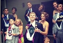 Prom 2015 / by Faith Brewer