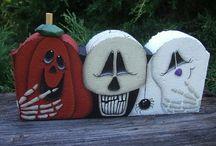 Halloween / by Charlene Harrison