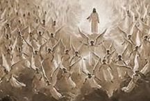 Angels...deva's....Ascended Masters, fairies and more... / by Marit Karssens