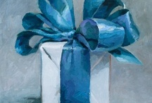 Blue and White / by Kathy Slimmer