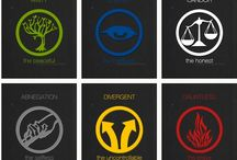 Divergent <4 / by Alayna Clancy