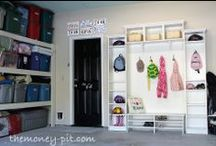 Garage makeover / by The Kim Six Fix