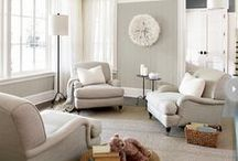 Living Rooms / by The Kim Six Fix
