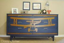 Furniture that is Fantastic / A collection of my favorite furniture finds.  Many of these can serve more than one purpose..  The more multi-functional, the better!  #spon / by The Kim Six Fix