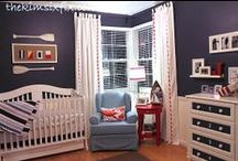 Baby Boy's Room / by The Kim Six Fix