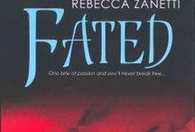 Books by Rebecca Zanetti / Dark Protectors Series etc... / by Carmen Terronez