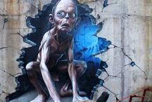 Street Art / by Luke Cage
