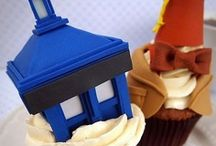 Party Planning: Dr Who Party ideas / by Tammy Cox