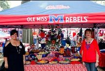 Hotty Toddy!  / Everything Ole Miss, Mississippi and The Grove. / by Lane Noel Meeks
