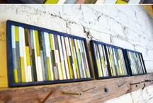 Wooden ideas / by Pisand