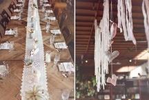 Lindsay B Wedding / Inspiration Board / by Maria Collins