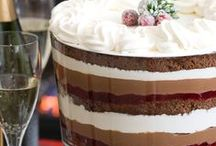 Trifle and Parfaits / Trifles, Parfaits, pudding cups, cake in a jar, and pie in a jar recipes. / by Erika Renee