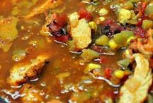 Soup & Chili recipes / Soup and chilli recipes / by Erika Renee