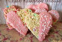 Rice Krispy Treats / by Erika Renee
