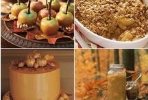 Fall Recipes / Fall/Autumn recipes, desserts, pumpkin recipes, apple recipes, thanksgiving recipes, Halloween recipes. / by Erika Renee