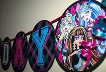Party Theme: Monster High / by Jhel Sumalabe