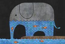 Art 10 Illustrations / by Marcella Roelin