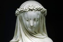 Monti-Bernini-Canova / Three of the greatest sculptors of all time! The fourth, for me -- Rodin~~~ / by Bill Owen