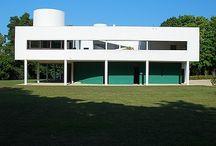 Le CorbusieR / by Christophe Bodin