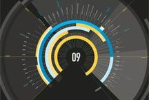 """◊ infographics ◊ / Inspirations for the """"Boite Immo"""" project / by Blacktwin"""