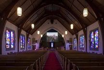 Draper Houses of Worship / Today's worship facilities are multifunctional facilities; they offer not only a place to worship but a place to come and be a community.  Draper offers a diverse mix of products designed to get the most from your facility.  / by Draper, Inc.