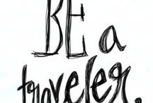 Be a traveler / by Withlocals