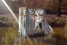 Cozy Canopies / by Marlana Broadway