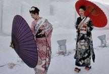 Kawaii Kimonos / by Marlana Broadway